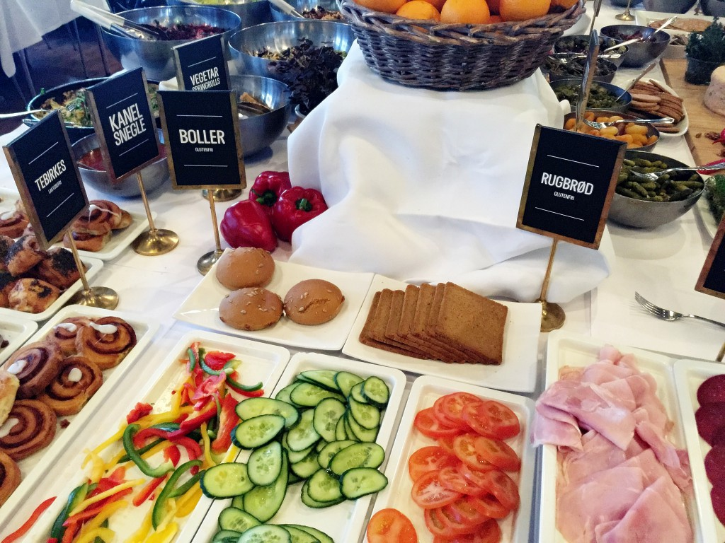 Glutenfri brunch SULT