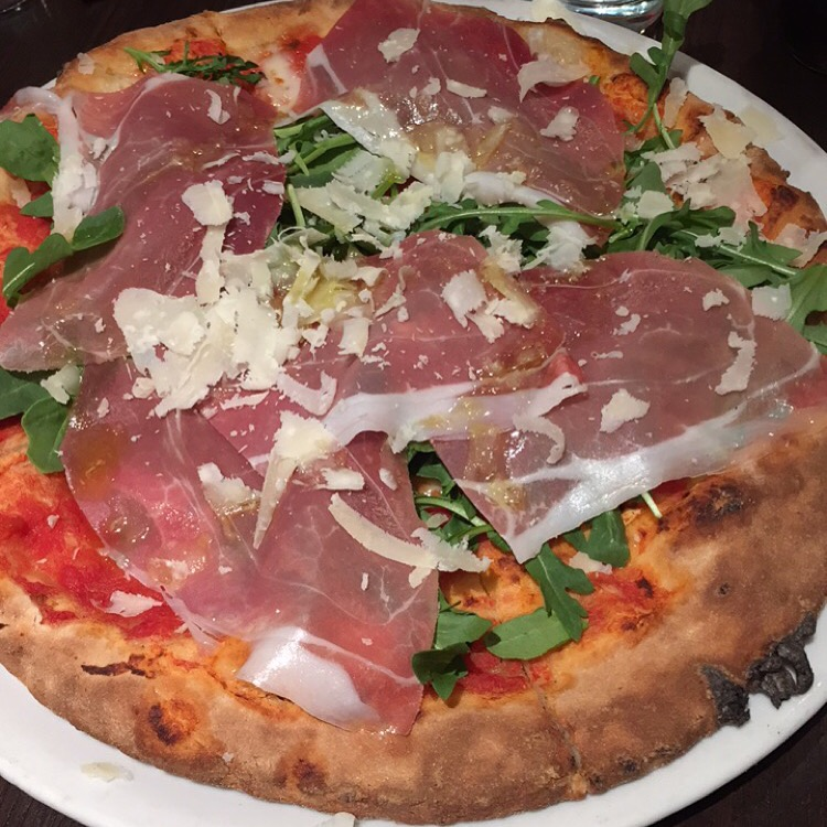 Glutenfri pizza New York